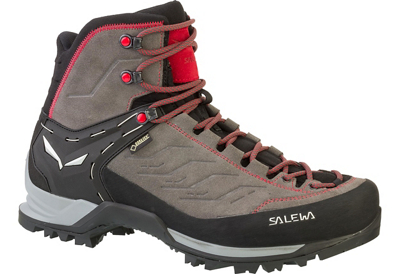 photo: Salewa Men's Mountain Trainer Mid GTX backpacking boot