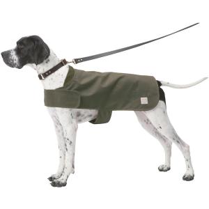 photo: Filson Shelter Dog Coat dog coat/vest