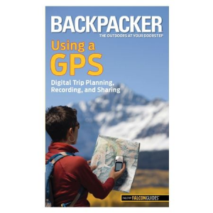 photo of a BackPacker camping/hiking/backpacking book