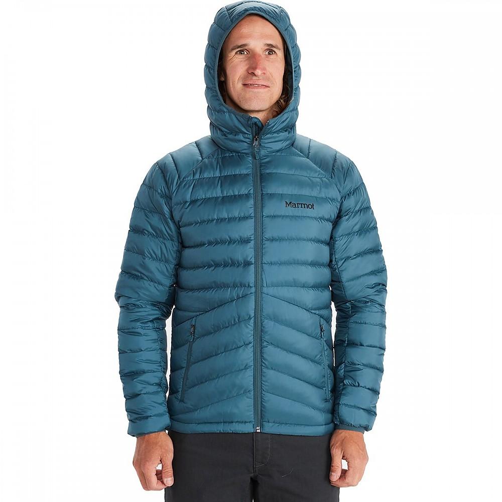 photo: Marmot Highlander Down Hoody down insulated jacket