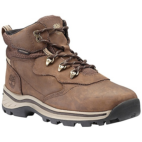 photo: Timberland White Ledge Junior Waterproof hiking boot