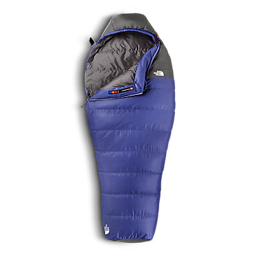 photo: The North Face Tephora 20/-7 3-season down sleeping bag