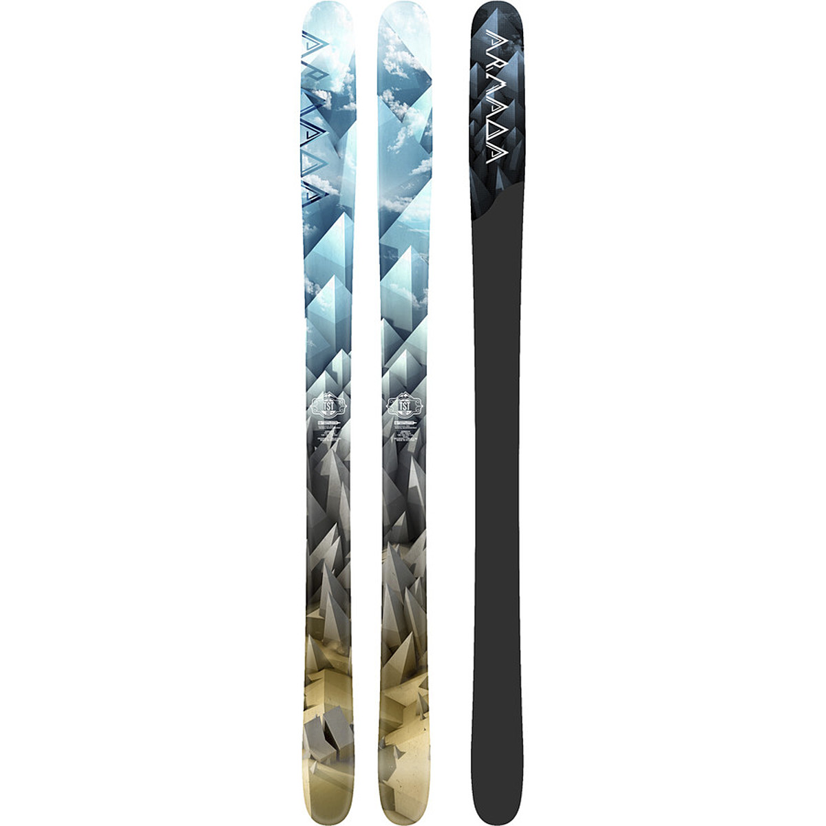 photo: Armada Men's TST alpine touring/telemark ski