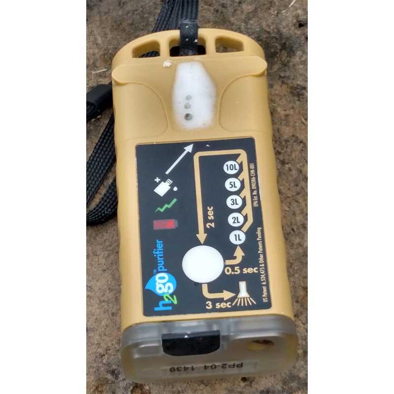 Aqua Research H2gO Purifier PRIME