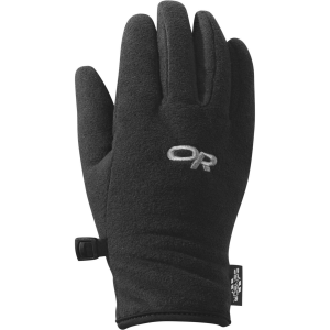 photo: Outdoor Research Kids' Fuzzy Gloves fleece glove/mitten