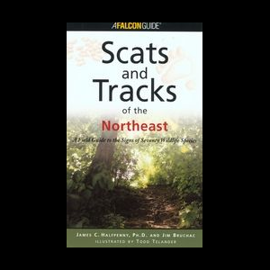Falcon Guides Scats and Tracks of the Northeast