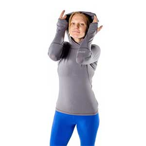photo of a Bambool long sleeve performance top