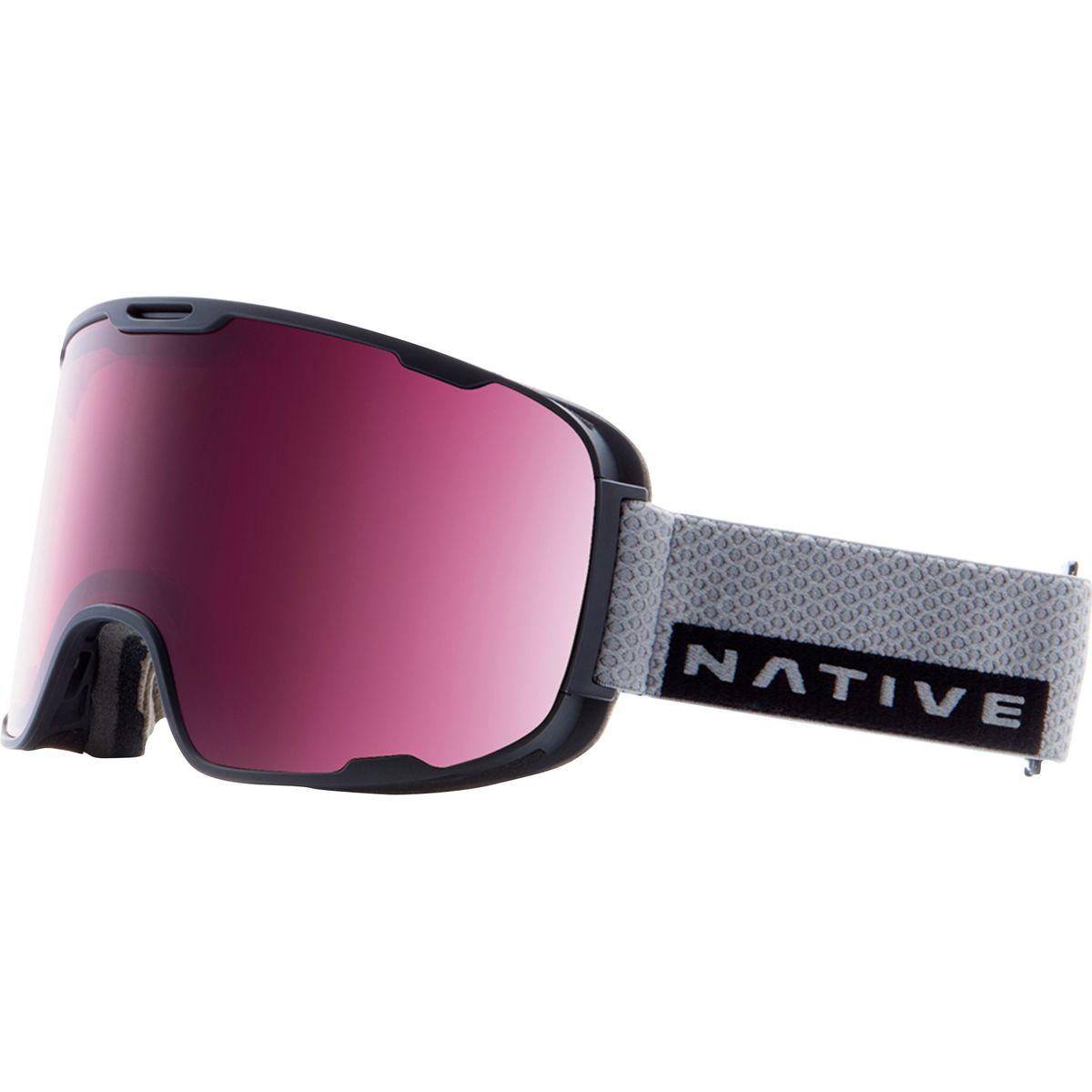 photo: Native Eyewear Treeline goggle