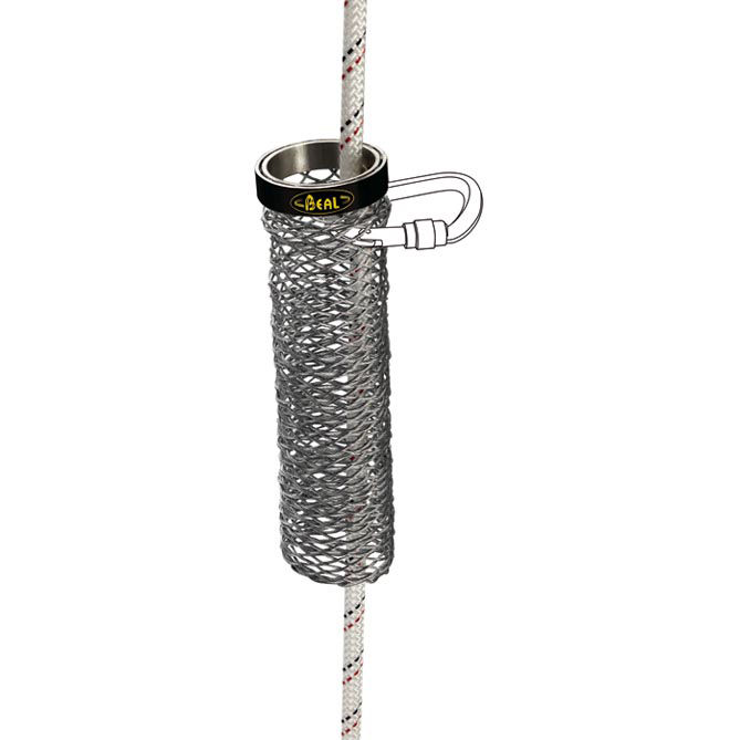 photo: Beal Rope Armour climbing accessory