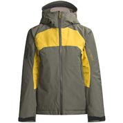 photo: Arc'teryx Women's Titan Jacket synthetic insulated jacket