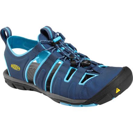 photo: Keen Women's Cascade CNX sport sandal