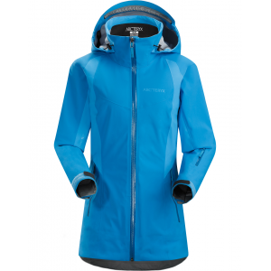 photo: Arc'teryx Women's Stingray Jacket waterproof jacket