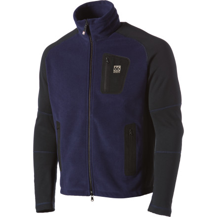photo: 66°North Stormur Jacket fleece jacket