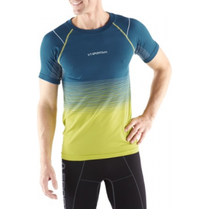 photo: La Sportiva Skin T-Shirt short sleeve performance top