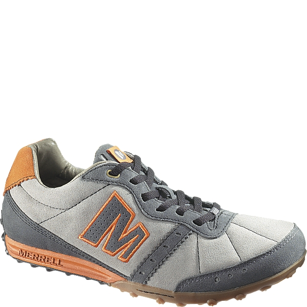 photo: Merrell Miles trail running shoe