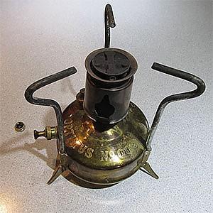 photo: Optimus No. 00 liquid fuel stove