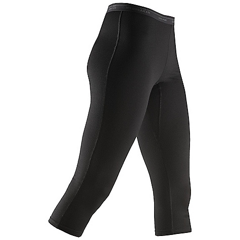 photo: Icebreaker Women's 200 Lightweight Legless base layer bottom