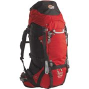 photo: Lowe Alpine TFX Summit 75+20 expedition pack (4,500+ cu in)