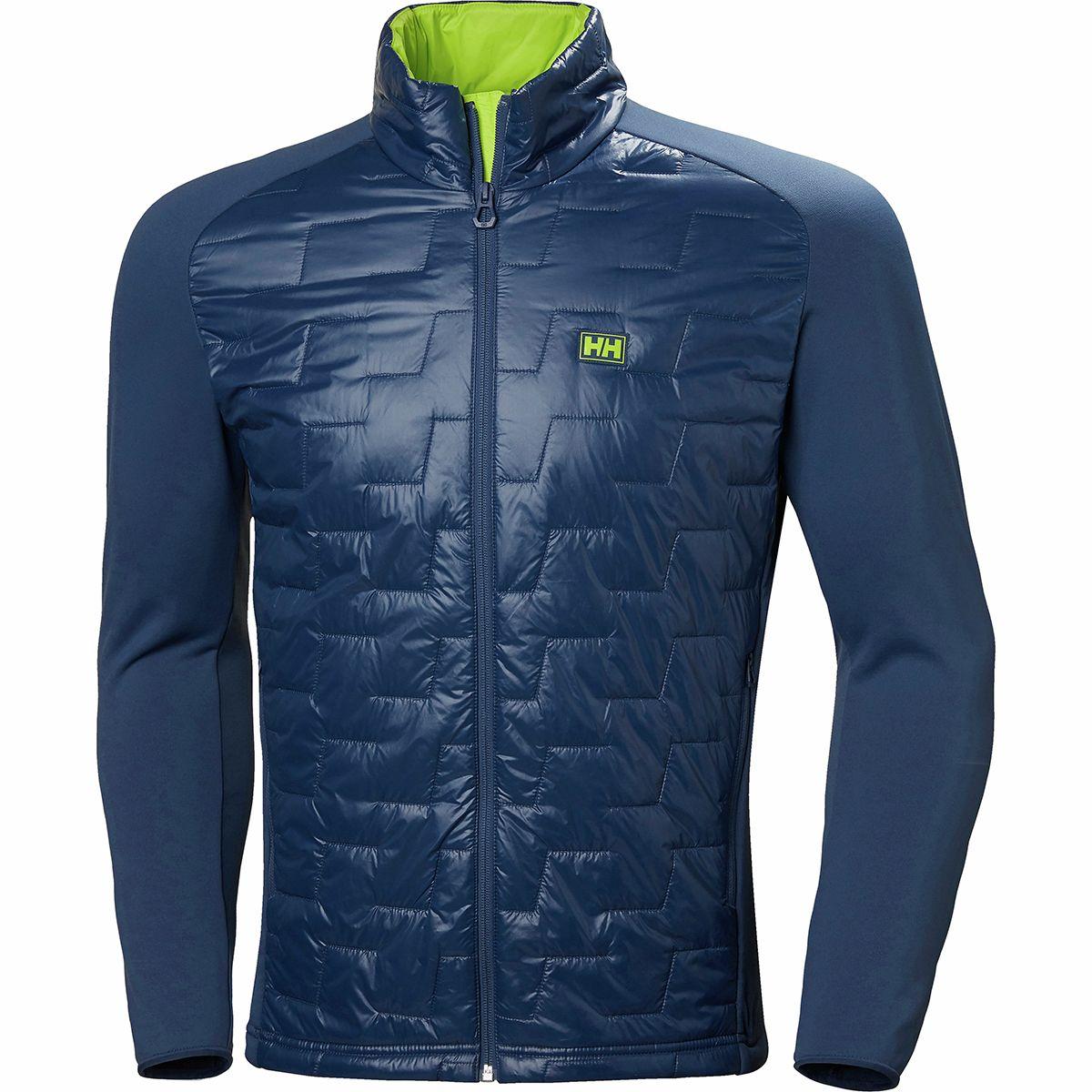 photo: Helly Hansen Men's Lifaloft Hybrid Insulator Jacket synthetic insulated jacket