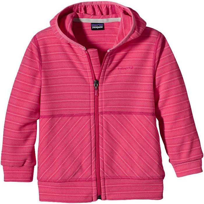 photo: Patagonia Baby Micro D-Luxe Cardigan fleece jacket