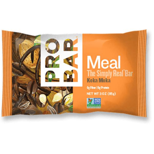 photo: ProBar Koka Moka Bar nutrition bar