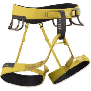 photo: Black Diamond Ozone sit harness