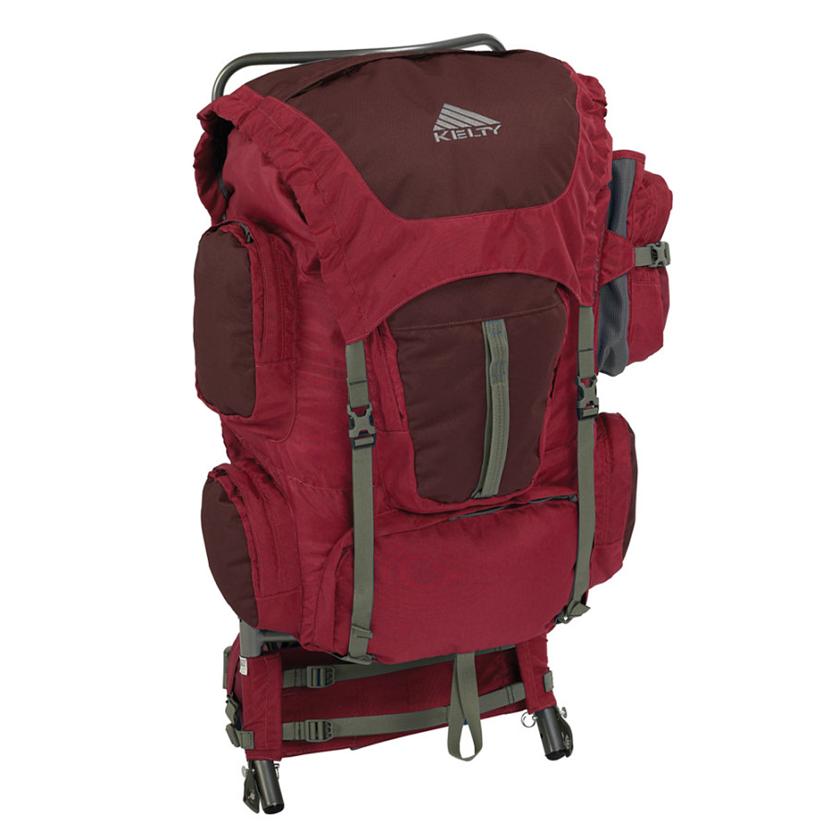photo: Kelty Trekker 3900 external frame backpack