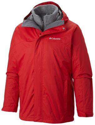 Columbia Nordic Cold Front Interchange Jacket