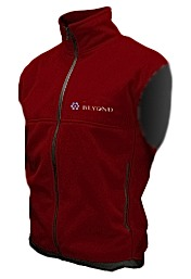 photo of a Beyond Clothing fleece vest