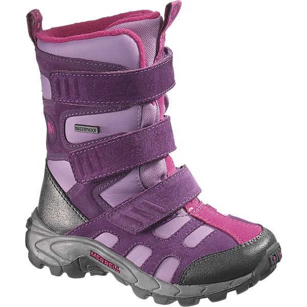 photo: Merrell Moab Polar Strap Waterproof winter boot
