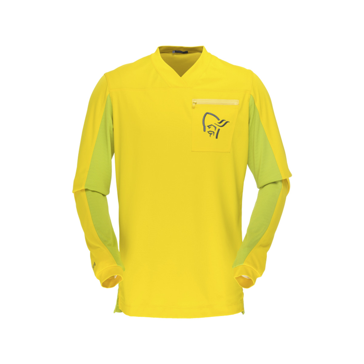 photo: Norrona Fjora Equalizer Long Sleeve Shirt long sleeve performance top