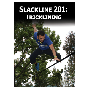 photo: Gibbon Slackline 201: Tricklining skills book
