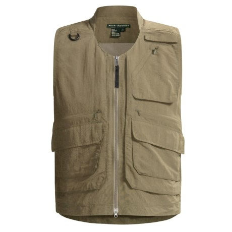 photo: Royal Robbins Field Guide Vest wind shell vest