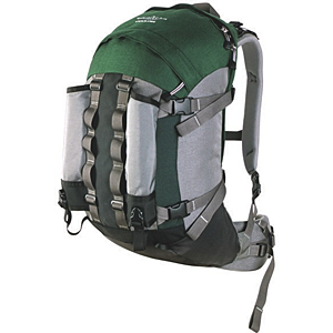 photo of a Wookey daypack (under 2,000 cu in)