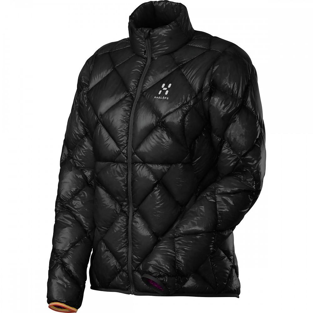 photo: Haglofs L.I.M Essens Jacket down insulated jacket