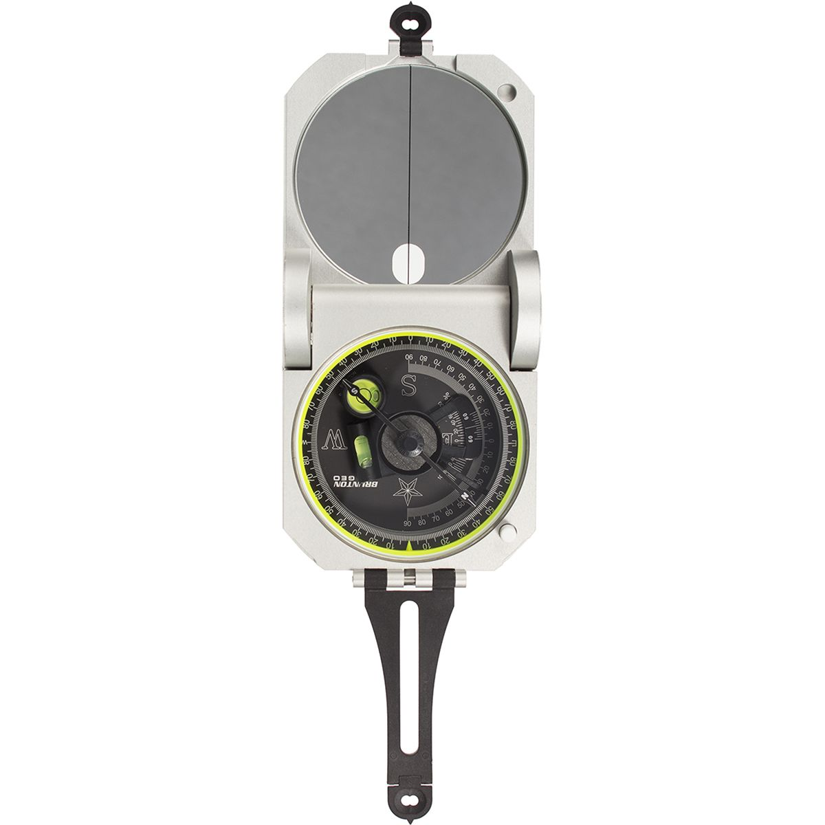 photo: Brunton Com-Pro Pocket Transit handheld compass