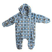 photo of a White Sierra kids' snowsuit/bunting