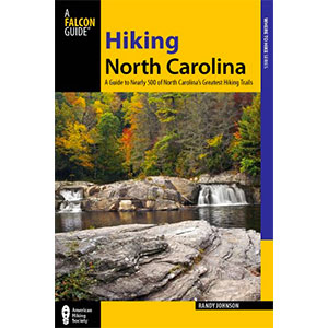 photo: Falcon Guides Hiking North Carolina us south guidebook
