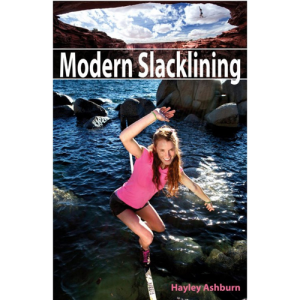 photo: Gibbon Modern Slacklining climbing book