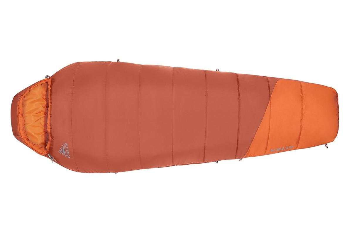 photo: Kelty Mistral 0 3-season synthetic sleeping bag