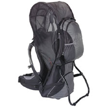 photo: Kelty No-Bug Net child carrier accessory