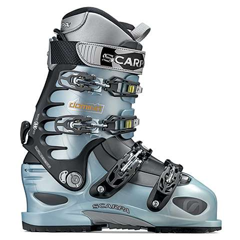 photo: Scarpa Domina alpine touring boot