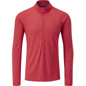 Rab Merino+ 160 Long Sleeve Zip Tee