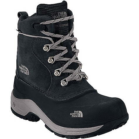 photo: The North Face Men's Chilkats Lace winter boot