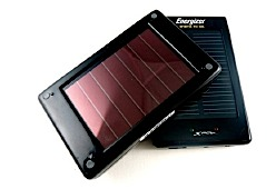 photo: Energizer SP1000 solar charger