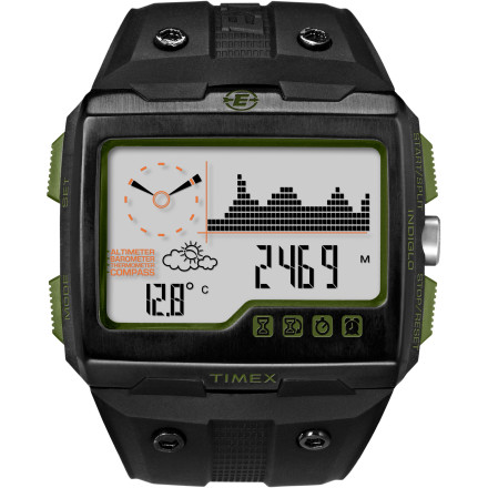 photo of a Timex hiking/camping product