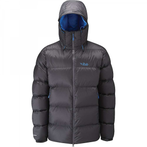 photo: Rab Neutrino Endurance Jacket down insulated jacket