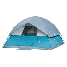 photo: Coleman SunDome Tent 12' x 10' three-season tent