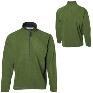 photo: Columbia Hemlock Ridge Pullover fleece top