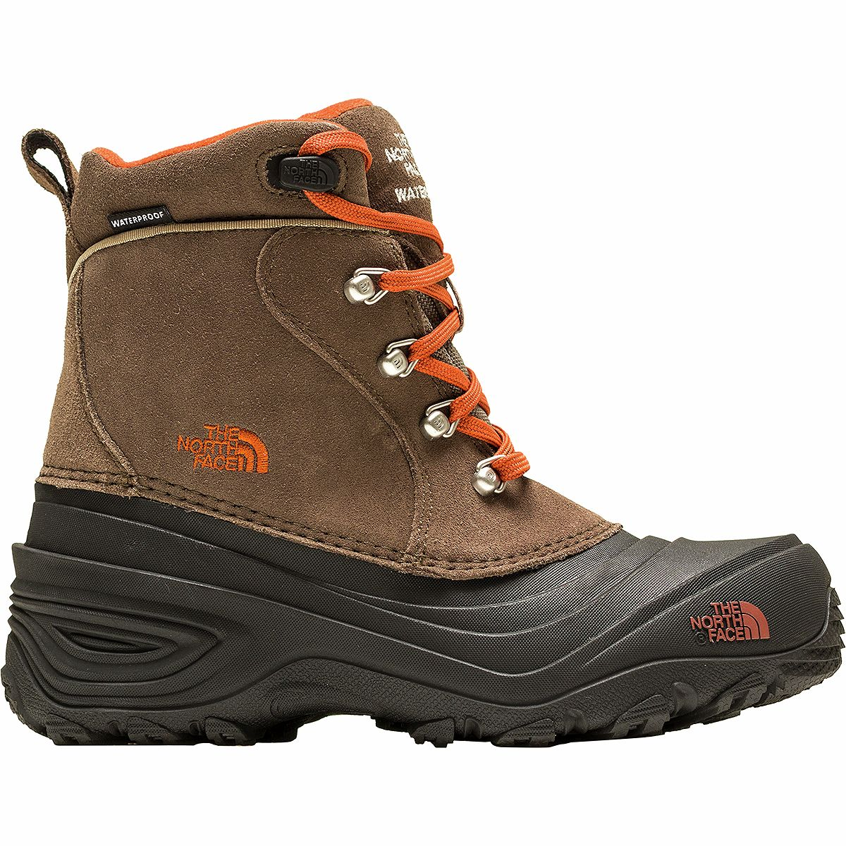 photo: The North Face Chilkat Lace II winter boot